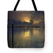 Keys Sunset IIi Tote Bag
