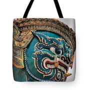 Khmer Guard Tote Bag