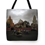 Khmer Life Tote Bag