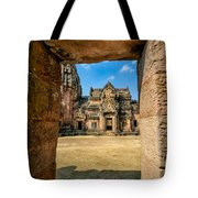 Khmer Temple Tote Bag