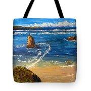 Kiama Beach Tote Bag