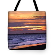 Kiawah Sunset Tote Bag