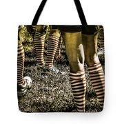 Kickball Socks Tote Bag