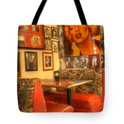 Kicking On Route 66 Tote Bag