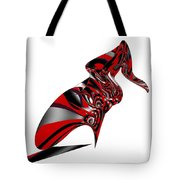 Kicky Heels By Jammer Tote Bag