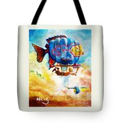 Kiddography Cover By Tom Kidd Tote Bag
