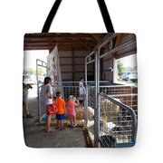 Kids N Kids Tote Bag