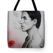 Kiedis Apache Soul Tote Bag