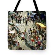 Kiev Andreyevsky Spusk2 Tote Bag