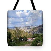 Kigali Landscape Tote Bag