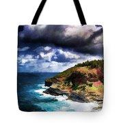 Kilaeua Point National Wildlife Refuge- Kauai  Hawaii Tote Bag