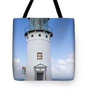 Kilauea Lighthouse Tote Bag