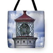 Kilauea Point Lighthouse Hawaii Tote Bag