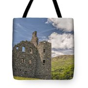 Kilchurn Castle 03 Tote Bag