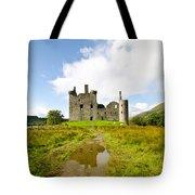 Kilchurn Castle 2 Tote Bag