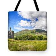 Kilchurn Castle Ruin Tote Bag