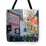 Killarney Ireland Storefronts 7690 Tote Bag