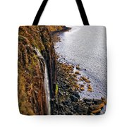 Kilt Rock Tote Bag