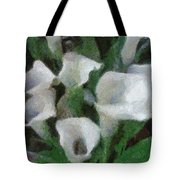 Kim's Flowers Tote Bag