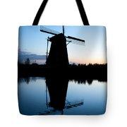 Kinderdijk Dawn Tote Bag