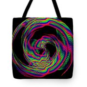 Kinetic Rainbow 36 Tote Bag