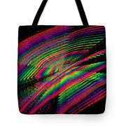 Kinetic Rainbow 43 Tote Bag