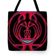 Kinetic Rainbow 46 Tote Bag