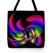 Kinetic Rainbow 51 Tote Bag