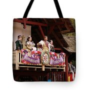 King And Company Tote Bag
