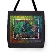 King Angelfish Tote Bag