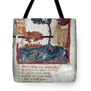 King Arthur And Giant Tote Bag