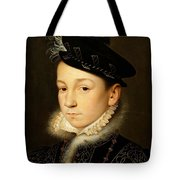 King Charles Ix Of France Tote Bag
