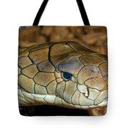 King Cobra Tote Bag