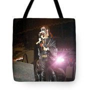 King Diamond Tote Bag