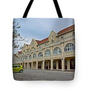 King Edward Hotel In Port Elizabeth-south Africa Tote Bag