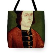 King Edward Iv Of England Tote Bag
