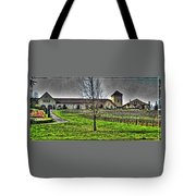 King Estate Winery Tote Bag
