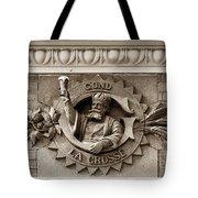 King Gambrinus Tote Bag