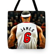 King James Tote Bag