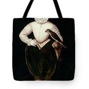 King James I Of England Tote Bag