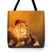 King Leo Tote Bag