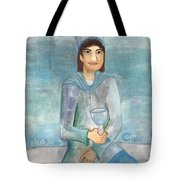 King Of Cups Tote Bag