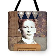 King Of My Own Destiny Tote Bag