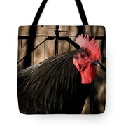 King Of The Coop Tote Bag
