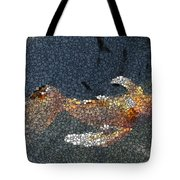 King Of The Pond Tote Bag
