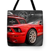 King Of The Road Tote Bag