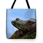 King Of The Rock Tote Bag