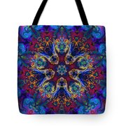 King Of The Universe Tote Bag