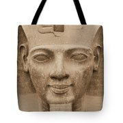 King Ramses II  Tote Bag