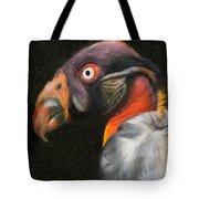 King Vulture - Impasto Tote Bag